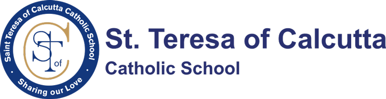 St. Teresa of Calcutta Catholic School Logo